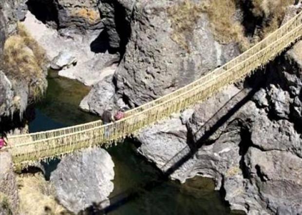 Dünyanın en korkunç köprüleri! - Page 2