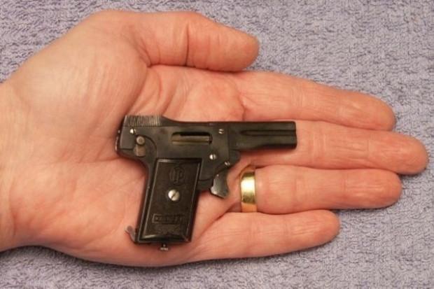 Dünyanın En Küçük 6 Silahı - Page 1