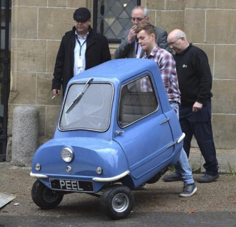 Dünyanın en küçük arabası Peel: P50 - Page 2