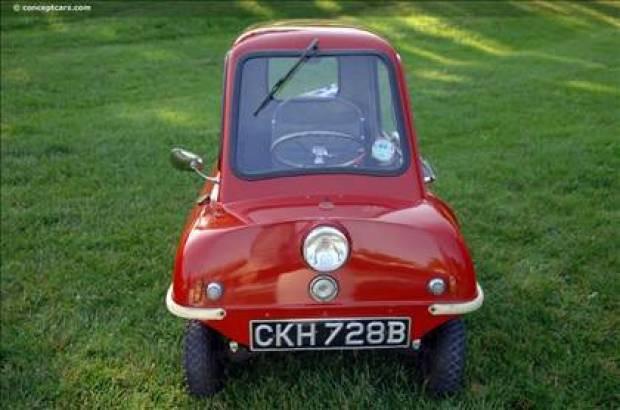 Dünyanın en küçük otomobili - Page 1