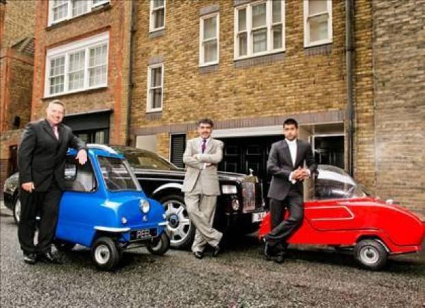 Dünyanın en küçük otomobili - Page 2