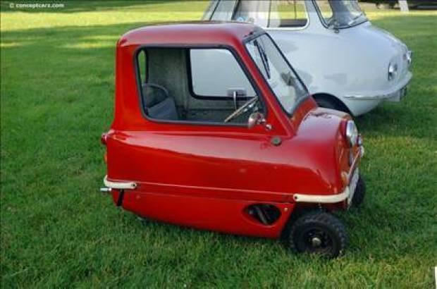 Dünyanın en küçük otomobili - Page 3