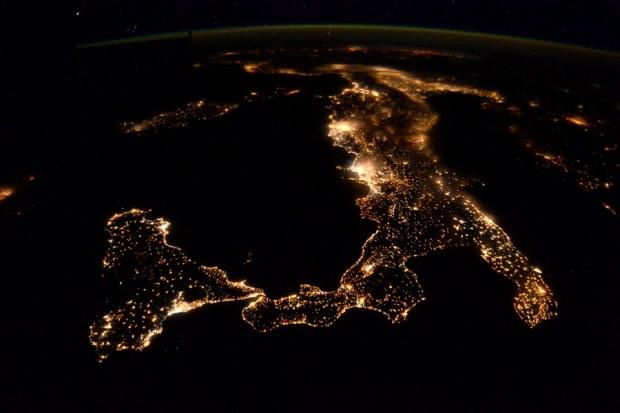 Dünyanın en önemli yerleri uzaydan nasıl görünüyor? - Page 1