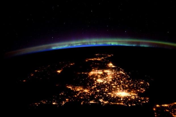 Dünyanın en önemli yerleri uzaydan nasıl görünüyor? - Page 2