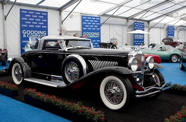 Dünyanın en pahalı 10 antika otomobili - Page 1