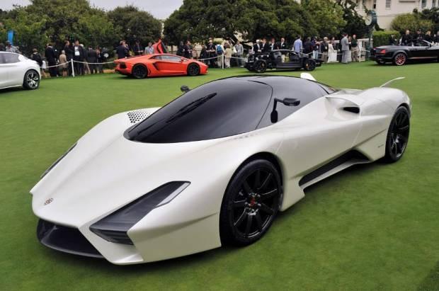 Dünyanın en pahalı 10 arabası -2012! - Page 2