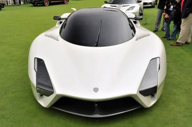 Dünyanın en pahalı 10 arabası -2012! - Page 4