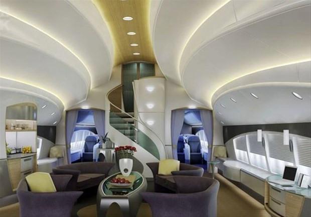 Dünyanın en pahalı ve son teknoloji 10 uçağı! - Page 4