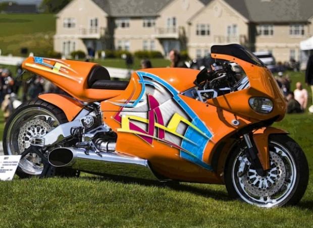 Dünyanın en pahalı 15 Motorsikleti! - Page 4