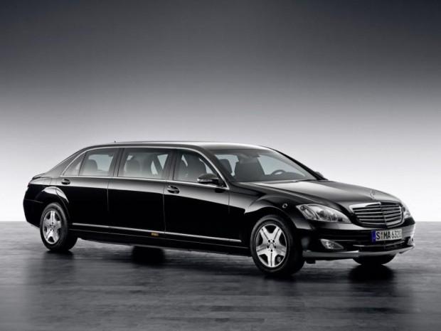 Dünyanın En Pahalı 19 Devlet Arabası - Page 1