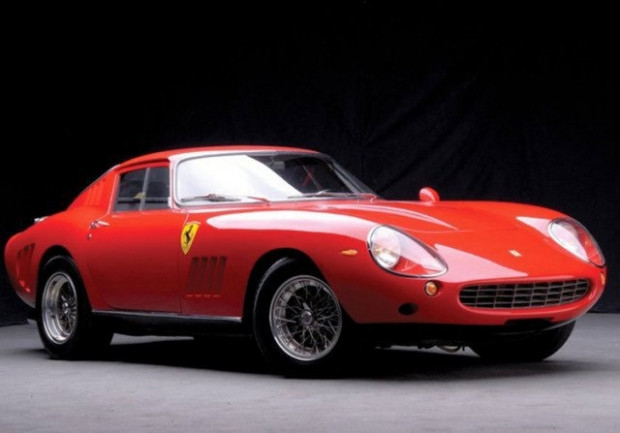 Dünyanın en pahalı 20 arabası - Page 1
