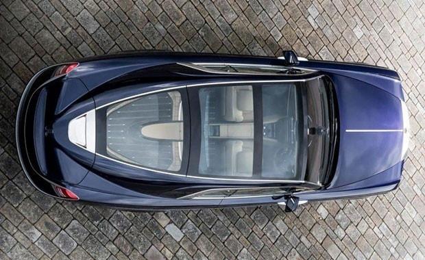 Dünyanın en pahalı arabası Rolls-Royce'un Sweptail - Page 4