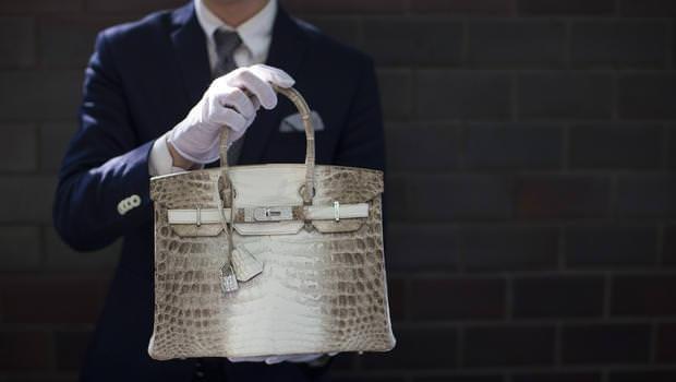 Dünyanın en pahalı çantası, 885 bin lira - Page 1