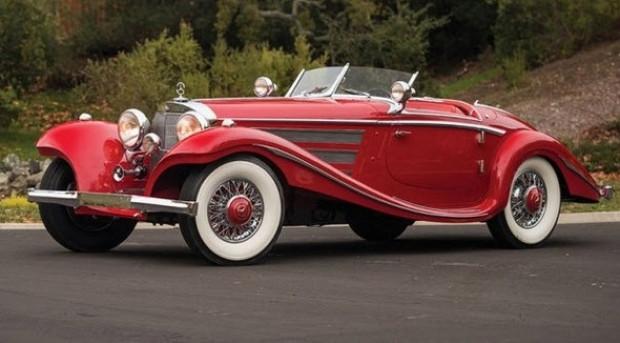 Dünyanın en pahalı klasik otomobilleri - Page 1