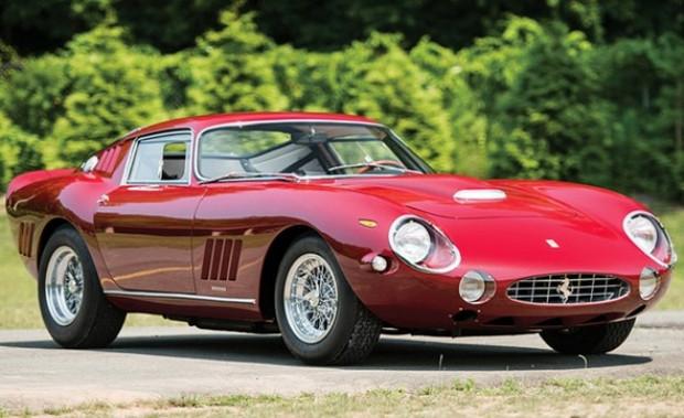 Dünyanın en pahalı klasik otomobilleri - Page 3