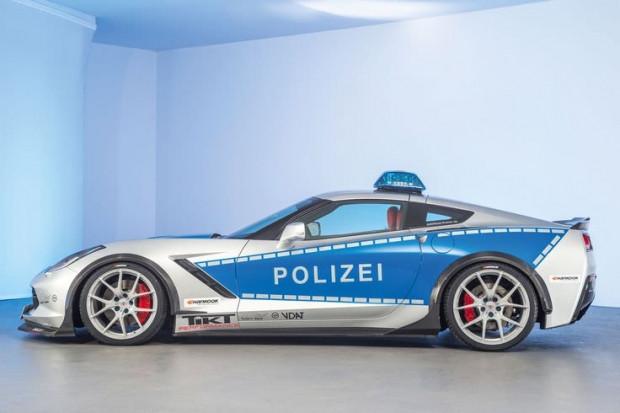 Dünyanın en pahalı polis arabaları - Page 1