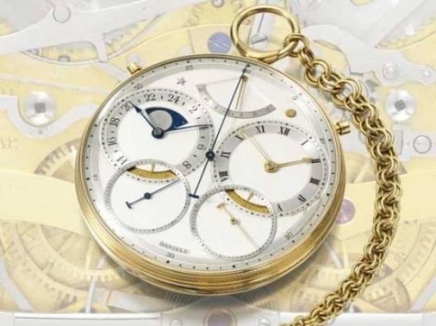 Dünyanın en pahalı saatleri - Page 1