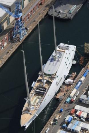 Dünyanın en pahalı ve en büyük yatı Superyacht 'A' - Page 3