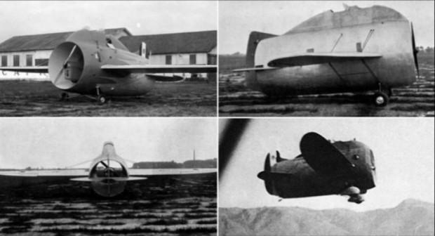 Dünyanın En Saçma Tasarımlarına Sahip 10 Uçak - Page 1