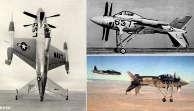 Dünyanın En Saçma Tasarımlarına Sahip 10 Uçak - Page 3