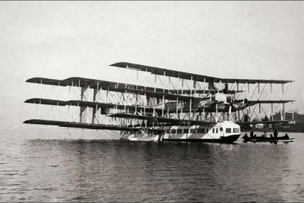 Dünyanın En Saçma Tasarımlarına Sahip 10 Uçak - Page 4