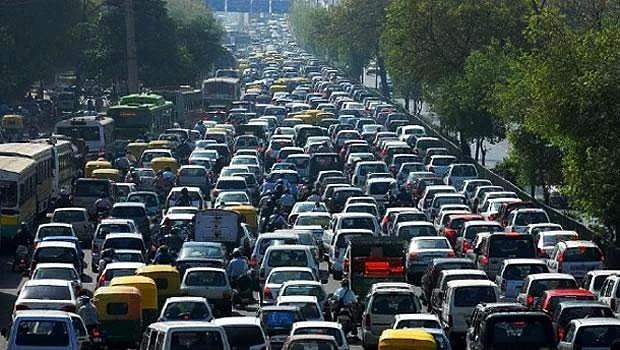 Dünyanın en sıkışık trafiklerine sahip 10 şehir - Page 2