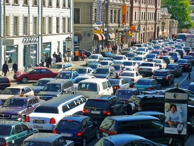 Dünyanın en sıkışık trafiklerine sahip 10 şehir - Page 4