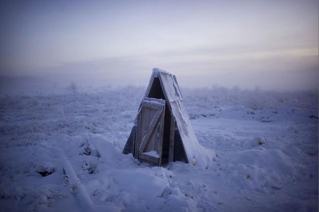 Dünyanın en soğuk köyü - Page 1