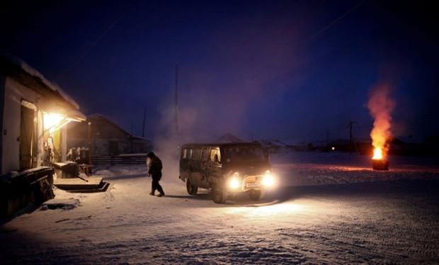 Dünyanın en soğuk köyü - Page 2