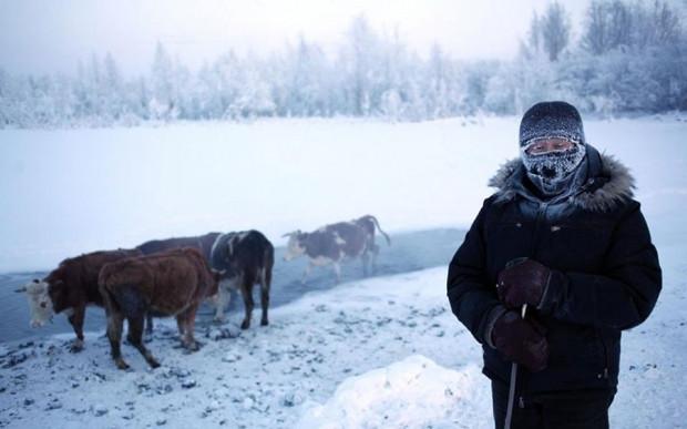 Dünyanın en soğuk köyü - Page 4
