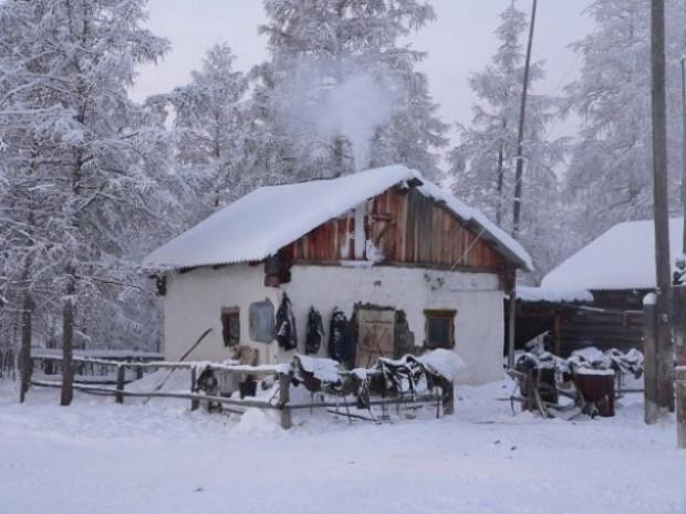 Dünyanın en soğuk köyünde Türk'ler yaşıyor! - Page 3