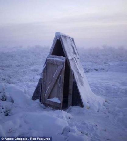 Dünyanın en soğuk yeri,-91 derecede hayat! - Page 4
