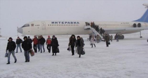 Dünyanın en soğuk yeri 91 derecede hayat