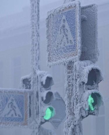 Dünyanın en soğuk yeri, -91 derecede yaşam! - Page 4