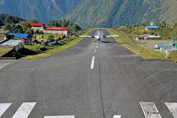 Dünyanın en tehlikeli havaalanı - Page 2