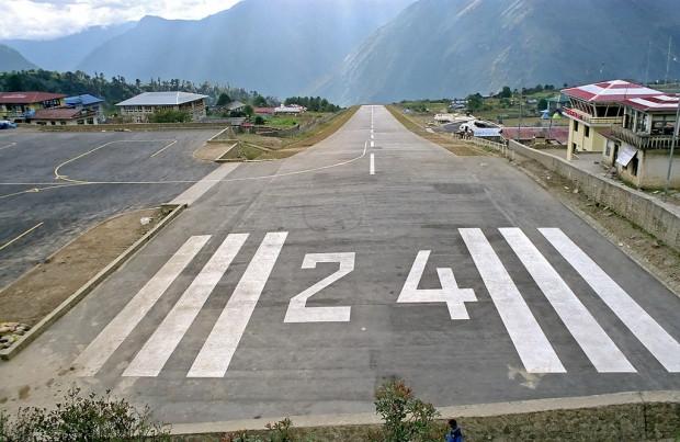 Dünyanın en tehlikeli havaalanı - Page 4