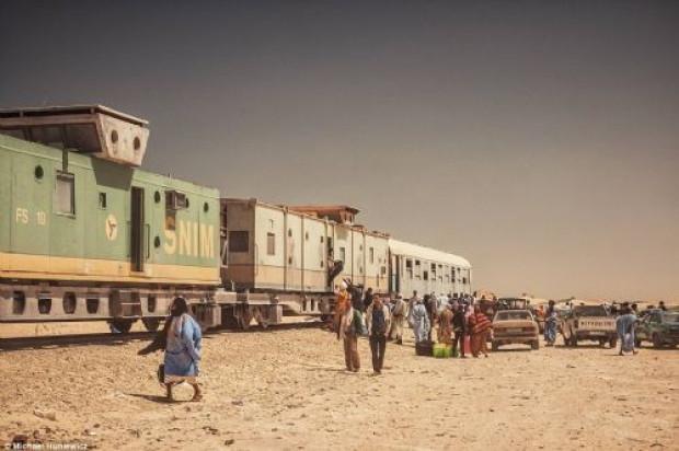 Dünyanın en tehlikeli treninde yolculuk - Page 3