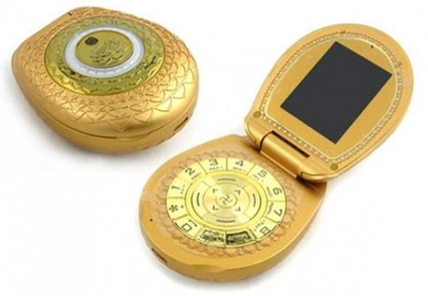 Dünyanın en tuhaf tasarıma sahip telefonları - Page 1