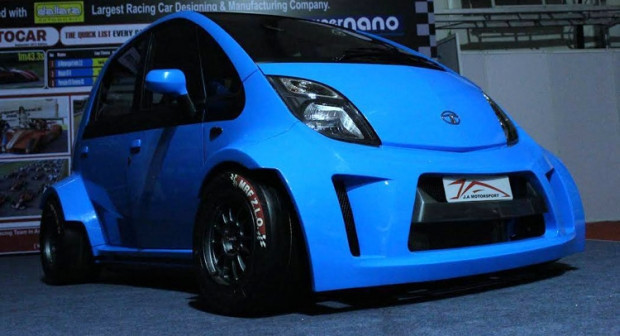 Dünyanın en ucuz otomobili Tata Nano! - Page 1
