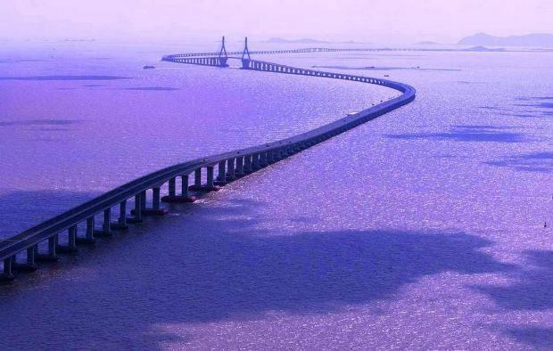 Dünyanın en uzun köprü viyadükleri - Page 1