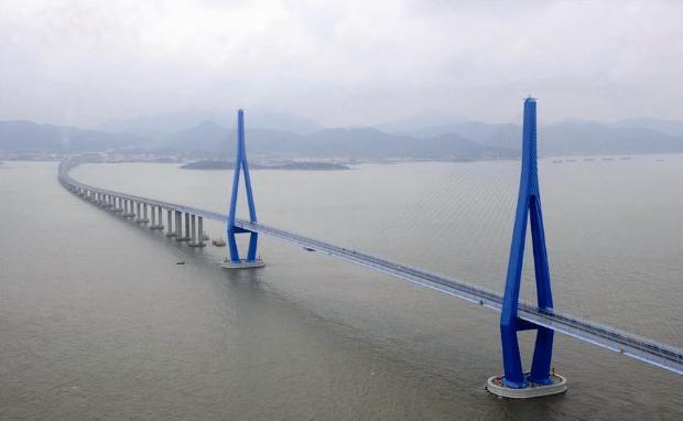 Dünyanın en uzun köprü viyadükleri - Page 3