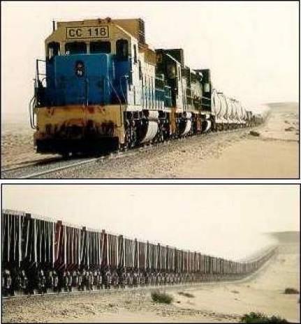 Dünyanın en uzun treni! - Page 2