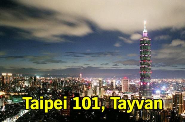 Dünyanın en yüksek binaları - Page 1