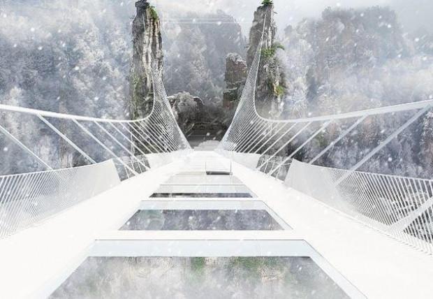 Dünyanın en yüksek ve en uzun cam köprüsü - Page 4