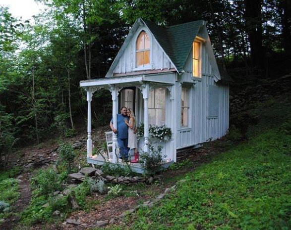 Dünyanın farklı bölgelerinde inşa edilen masalsı evler - Page 2