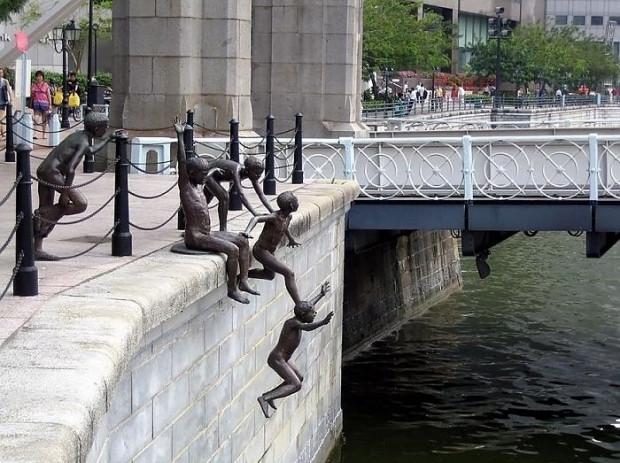 Dünyanın farklı ülkelerinden birbirinden harika 25 modern heykel - Page 1