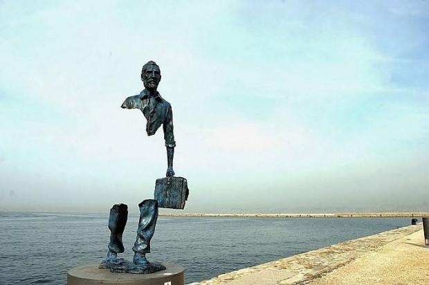 Dünyanın farklı ülkelerinden birbirinden harika 25 modern heykel - Page 4
