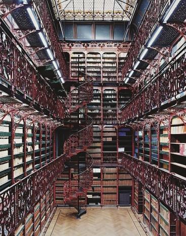 Dünyanın farklı ülkelerinden hepsi birer mimari harika 20 kütüphane - Page 2