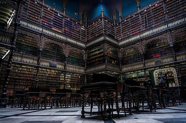 Dünyanın farklı ülkelerinden hepsi birer mimari harika 20 kütüphane - Page 4