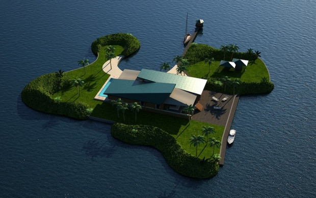 Dünyanın farklı yerlerinden yüzen mimari örnekleri - Page 2